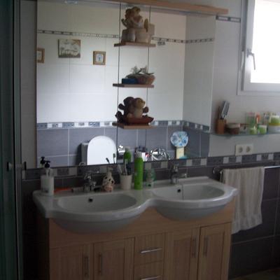 Instalacion de lavabo