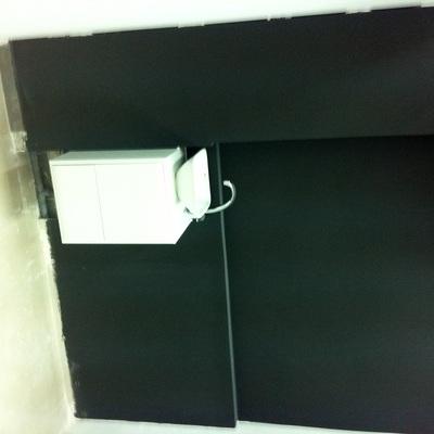 Instalacion de lavavo en centro de estetica