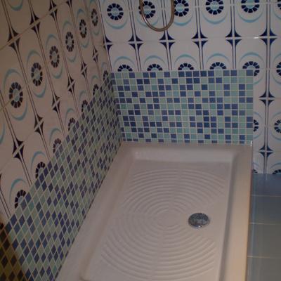 Instalacion de plato de ducha