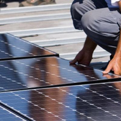Instalacion de solar fotovoltaica