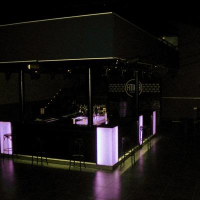 Instalación eléctrica de Disco Pub en  Los Santos de Maimona 3