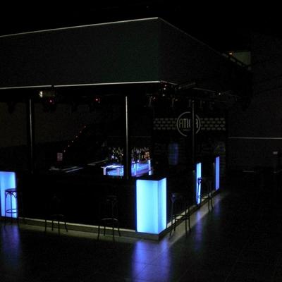 Instalación eléctrica de Disco Pub en  Los Santos de Maimona 5