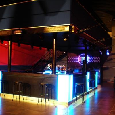 Instalación eléctrica de Disco Pub en  Los Santos de Maimona 6