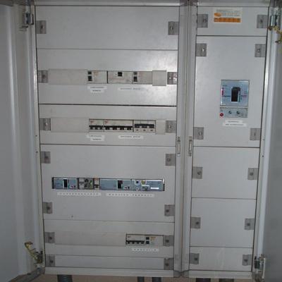 Instalacion eléctrica de potencia