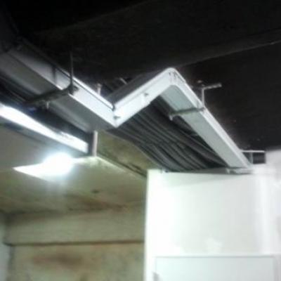 Instalación eléctrica garaje