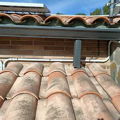 Instalación en Castellvi de Rosanes, 4kWp JA Solar,Goodwe