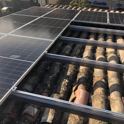 Instalación en Rubí, 8 kWp JA Solar, SMA