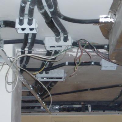 instalación en techo Armstrong