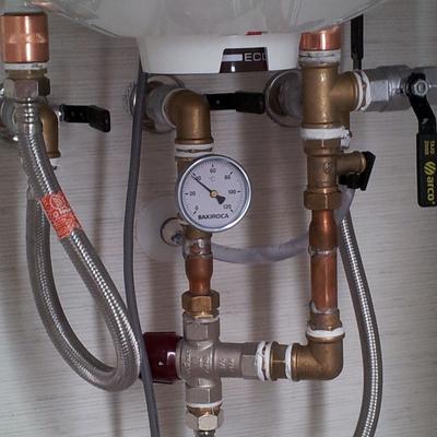 Instalacion calentador electrico de agua simple esquema - Como instalar termo electrico ...