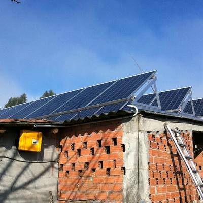 Instalacion Fotovoltaica 5,5 Kw conectada a red
