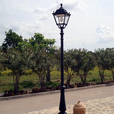 Instalacion iluminacion exterior