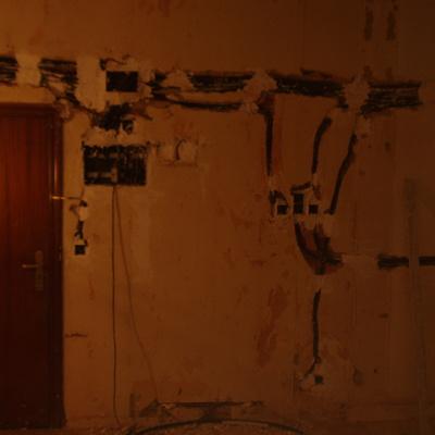 instalación interior de vivienda
