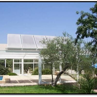Instalación para Climatización de Piscina Cubierta