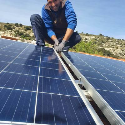 Instalación placas solares 3