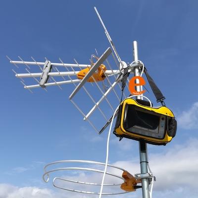Reparación antena TV
