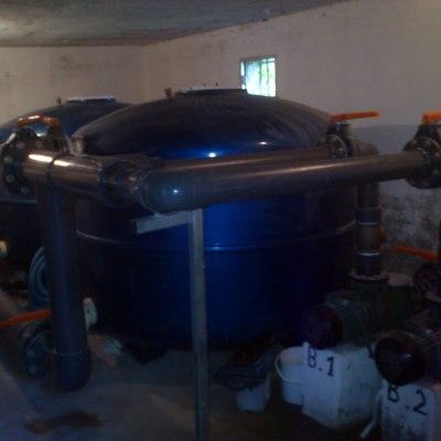 Instalación, reparación y mantenimiento de depuradoras