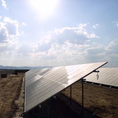 Instalación Solar Fotovoltaica en Alfamén (ZGZ)