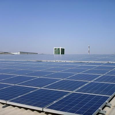 Instalación Solar Fotovoltaica en Calatayud (ZGZ)