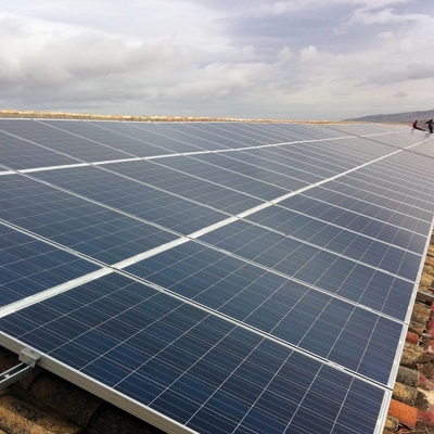 Instalación Solar Fotovoltaica en Pradilla de Ebro (ZGZ)