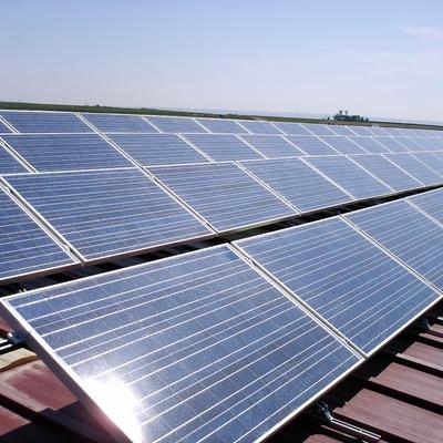 Instalación Solar Fotovoltaica en Ricla (ZGZ)