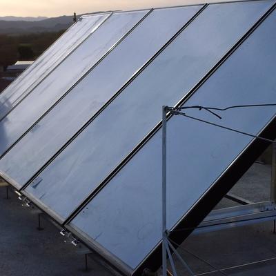 Instalación Solar Térmica en un Hotel de Calatorao (ZGZ)