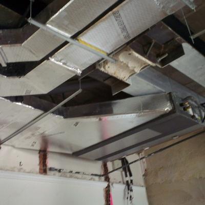 Instalación y puesta en marcha aire acondicionado por conductos + Airzone