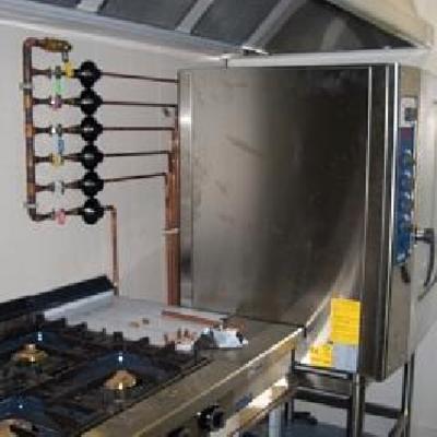 Instalaciones de Gas en Locales Públicos.