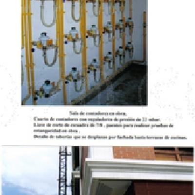 Instalaciones de Gas Natural.