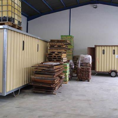 Instalaciones de la Empresa (Toledo)