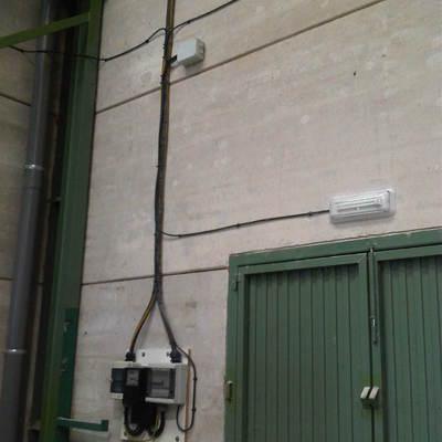 Instalaciones electricas de una nave industrial