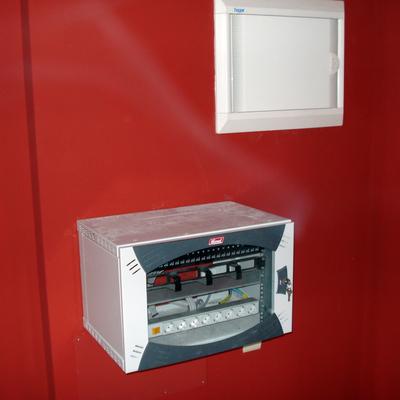 INSTALACIONES ELECTRICAS OFICINAS COSLADA