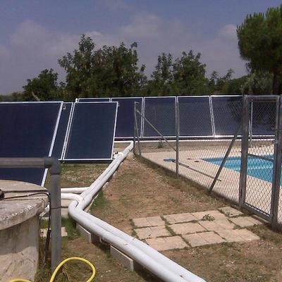 Instalaciones Solar térmica para comunidades