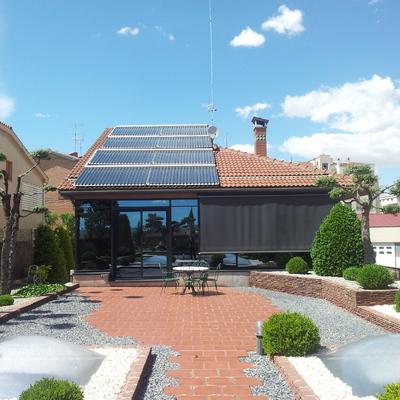 Solar tèrmica Paradigma