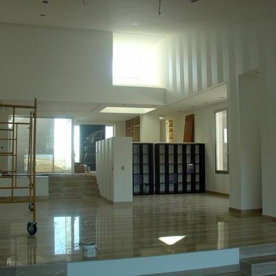 Interior de Chalet Unifamiliar.