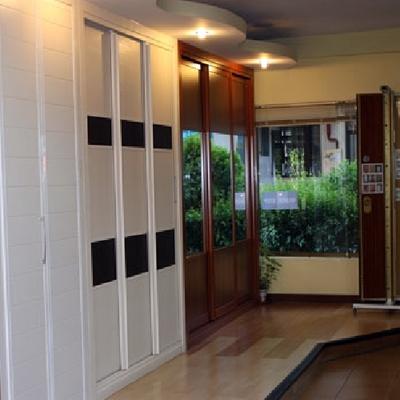 Interior de Exposición