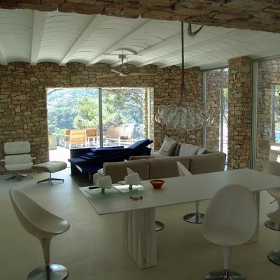 Interior en Piedra Natural