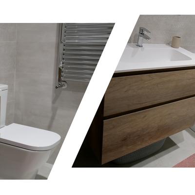 Diseño y reforma de baños en Llodio