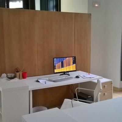 Reforma de Estudio de Arquitectura Almudena Fdez