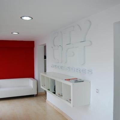 Interior oficina Cordoba