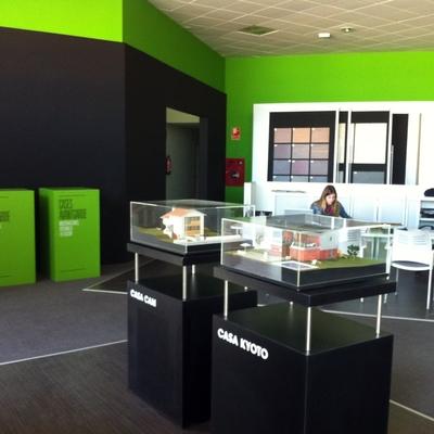 Interior oficinas en Lleida