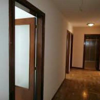interior piso pladur y parquet