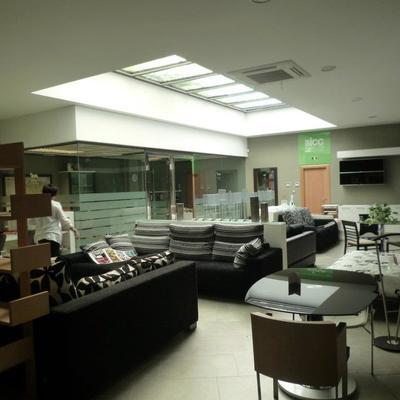 Interior Tienda Miguel Servet