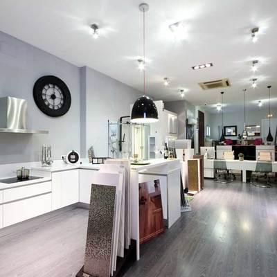 Interior tienda Reformas Martinez