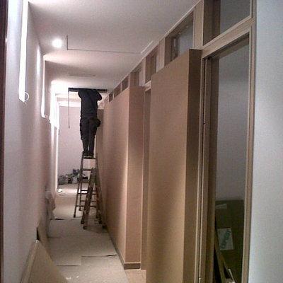 Interior vivienda en Gracia BCN