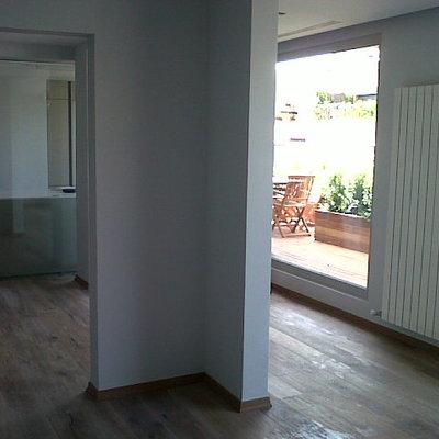 Interior vivienda en Via Augusta BCN