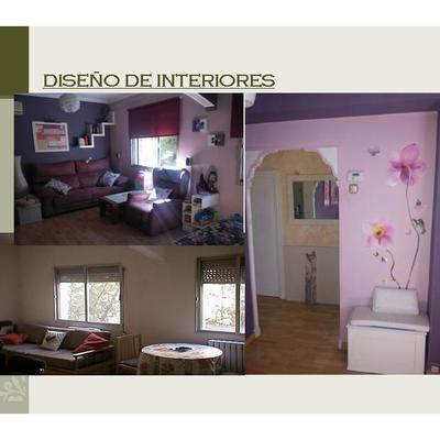 DECORACIÓN INTERIORES
