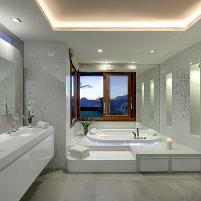 Interiores y baños