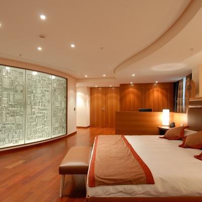 Interiorismo Hotel 5 estrellas Valencia