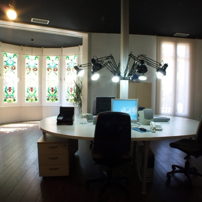 Interiorismo y rehabilitación de oficinas