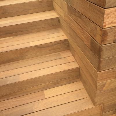 Escaleras Ipe